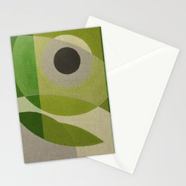 Mint Fish Stationery Cards