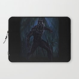 T'Challa , The Black Panther Laptop Sleeve