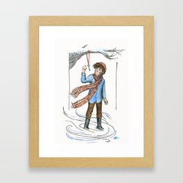 A New Beginning Framed Art Print