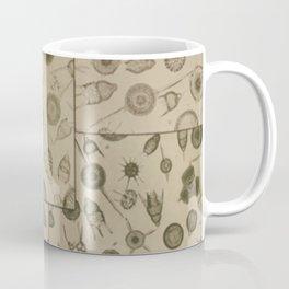 Diatom Design Coffee Mug