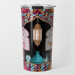 Marrakech Night Travel Mug