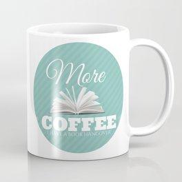 Book Hangover Coffee Mug