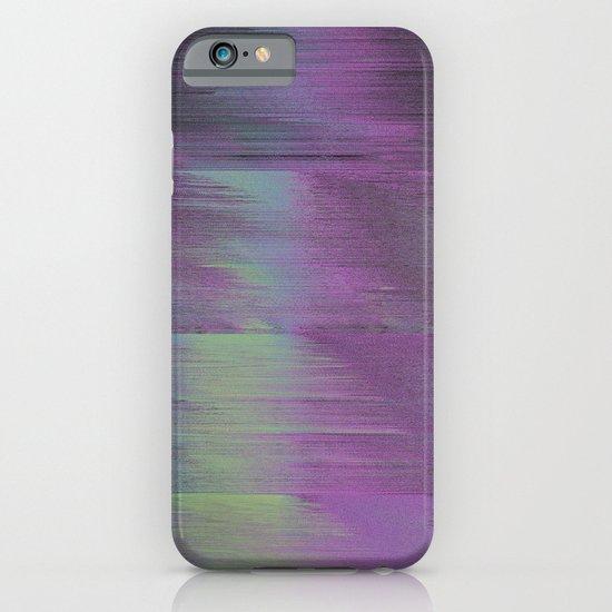 Glitch Haze #1 iPhone & iPod Case