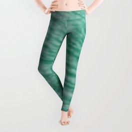 Seafoam Fur Leggings