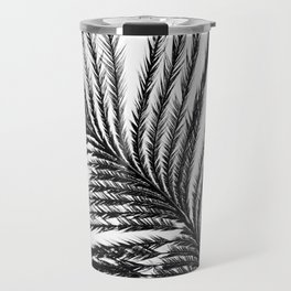 Plume- A Feather Study 2 Travel Mug