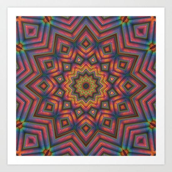 Harmony No. 5 Art Print