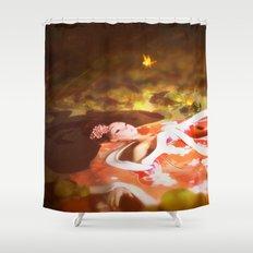 Lake of the Geisha Shower Curtain