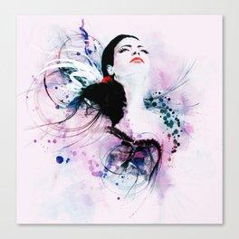 Alexia Canvas Print