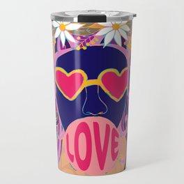 Love Blows Travel Mug
