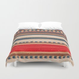 N66 - Classic Oriental Moroccan Style Fabric. Duvet Cover