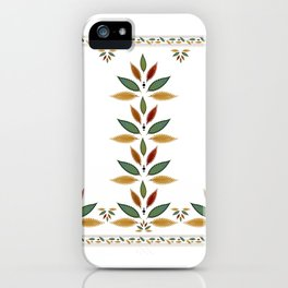 """Tree of Polka Dots Leaves"" iPhone Case"
