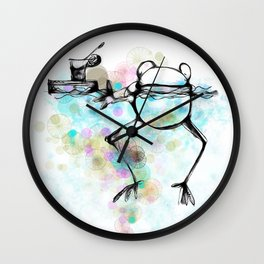 aah - cs140 Wall Clock