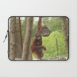 Urangutang Smyling Laptop Sleeve