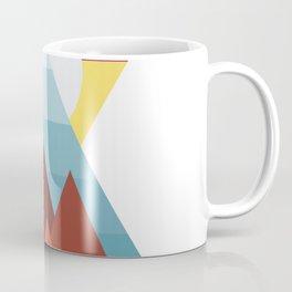 Mountains and Sky Coffee Mug