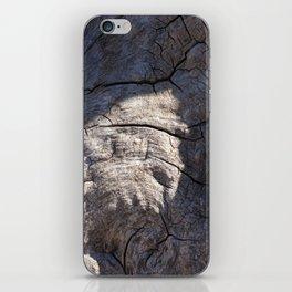Burl iPhone Skin