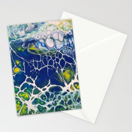 Summer Lacing Stationery Cards