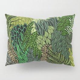 Leaf Cluster Pillow Sham
