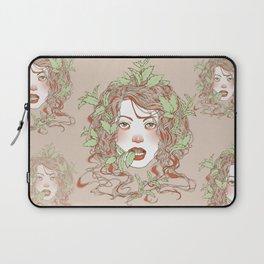 Peppermint Girl Laptop Sleeve
