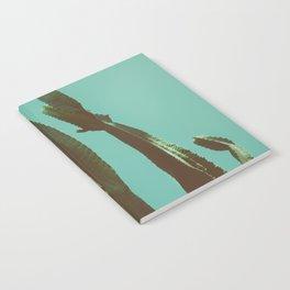 Tropical garden Notebook