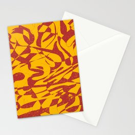 abstract 049 Stationery Cards