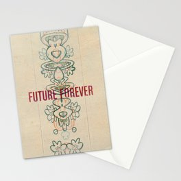 Future Forever Stationery Cards