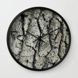 Barkin' Up The Right Tree Wall Clock