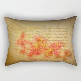 Flirtation Rectangular Pillow