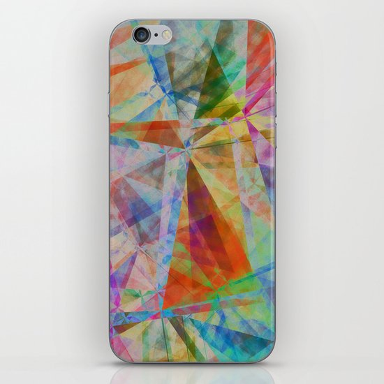 Intersections iPhone & iPod Skin