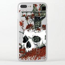 Gigantic Clear iPhone Case