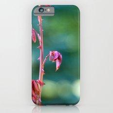 Baby Rose Leaves iPhone 6s Slim Case