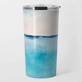 Blue Calm Travel Mug