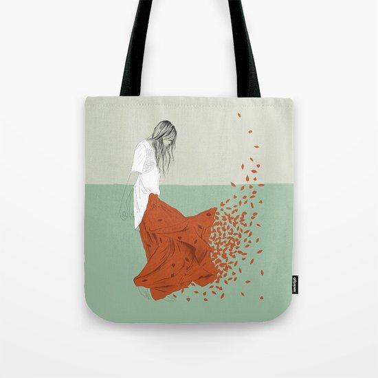 Woman Color 9 Tote Bag