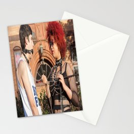 Reclamation by Karmenife Paulino and Tess Altman Stationery Cards