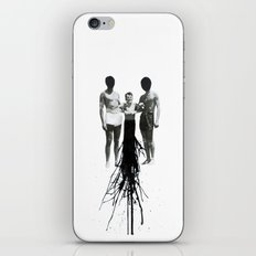 Emission iPhone & iPod Skin