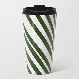 Tropical leaf illustration I Travel Mug