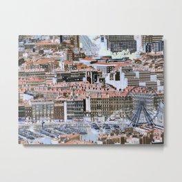 Le Vieux-Port (Marseille) Metal Print