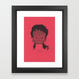 skullet Framed Art Print