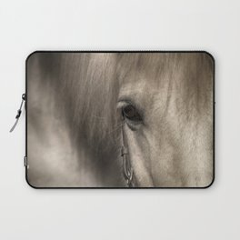 Horse look Laptop Sleeve