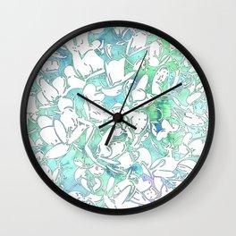 Mint Sense Wall Clock