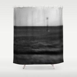 blacksea Shower Curtain