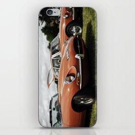 Jaguar E-Type iPhone Skin