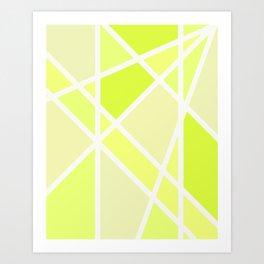 Neon Life Art Print