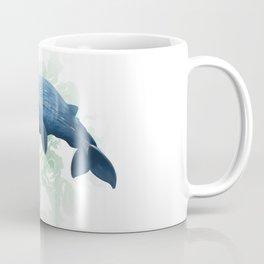 Power swimmer of the oceans Coffee Mug