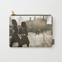 England - Tower of London Guards Carry-All Pouch