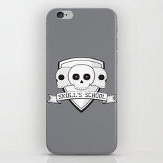 Skull's School iPhone & iPod Skin