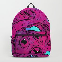New Squid Who Dis Backpack