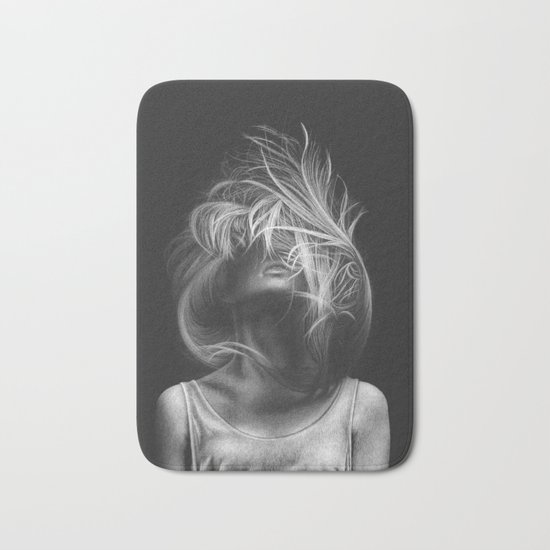 Wind Bath Mat
