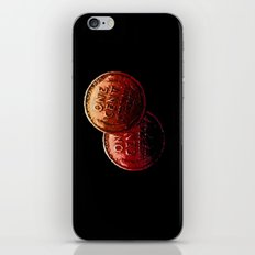 Just My 2 Cents    0008 iPhone & iPod Skin