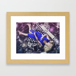 Fairytale Junkie Framed Art Print