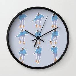 Hotline bling Wall Clock
